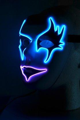 Máscaras LED - Joker