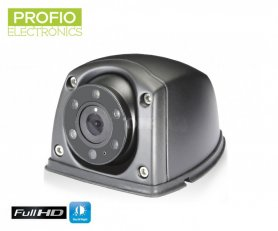 FULL HD reverse camera with 6 IR night vision 5m + 150° angle of view