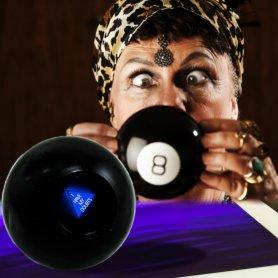 8 Ball - orákulumbál a jövő jóslására