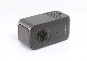 Domácí bezpečnostní bezdrátová kamera 360 ° Full HD + WiFi
