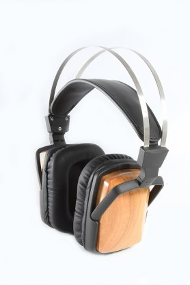 Sluchátka z přírodního dřeva ESMOOTH ES-661BH