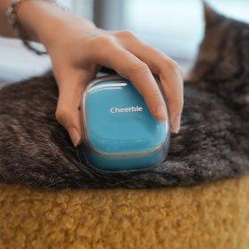 Kartáč pro kočky - kartáč pro kočku ze silikonu Cheerble