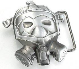 GLOBAL WARNING Respirator - Spony na opasek