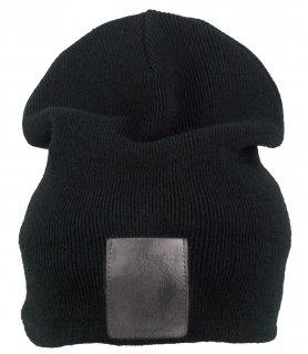 Pălării de iarnă - o pălărie cu nervuri cu LED