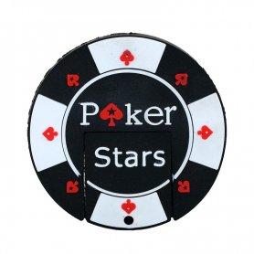 16 Гб USB ключ - покер зірок