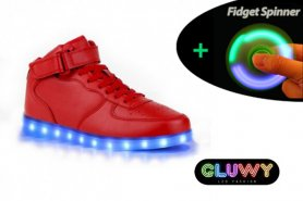 hot sale online 0e015 cae3c LED Schuhe | Cool Mania