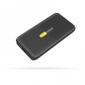External power bank 10000mAh capacity + output 2,1A