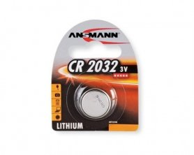 Batteries CR 2032 Ansmann