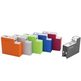 Power Bank 7800mAh + 2x USB kimenettel, 2,1A teljesítménygel