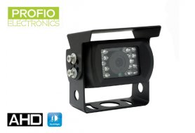 AHD reversing camera with IR night vision 13 m + 150 ° viewing angle