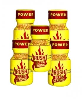 RUSH Ultra Strong - 5x paket