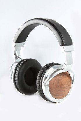 Wooden headphones for mobile phone - ESMOOTH ES-669WN
