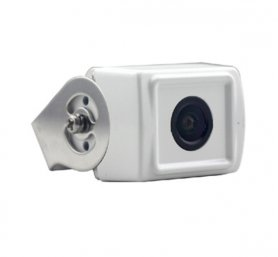 Waterproof small reversing camera with a viewing angle of up to 120 °