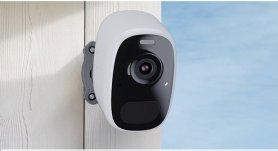 Biztonsági IP kamera FULL HD + WiFi + IR LED + 5200mAh akkumulátor kültéri használatra + IP65