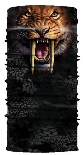 Pañuelos para la cabeza para hombres y mujeres - LION