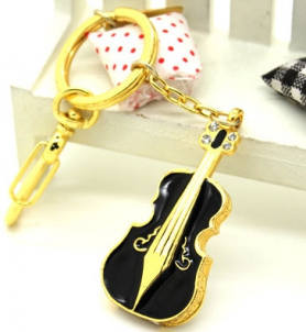 Violin USB key - shaped jewellery