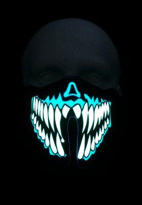 Rave Máscara - una buena sensibilidad