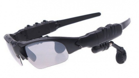 Sonnenbrille mit Bluetooth-MP3-Player