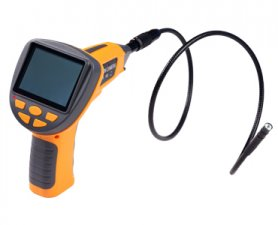 "Pipe camera with 3,5"" LCD (640x480)"