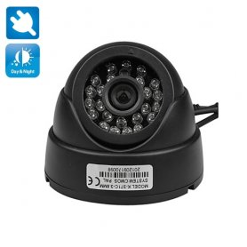 CCTV cameras - 24 IR LED Dome X3 - storage on Micro SD