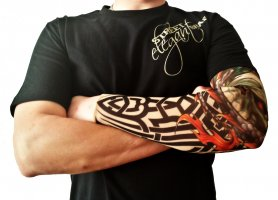 Tattoo sleeves - Devil