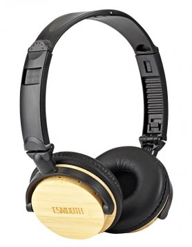 Bamboo headphones ESMOOTH ES-820BB