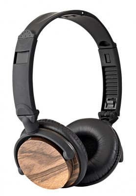 Headphones made of wood ESMOOTH ES-820WN