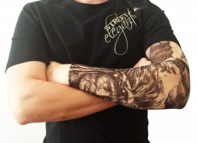 Tattoo sleeves - Indian