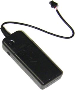 EL pretvarač za 2x 1,5V AA baterije