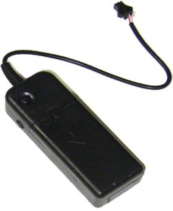 EL inverter pro 2x 1,5V AA baterie
