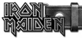 Belt buckle - Iron Maiden