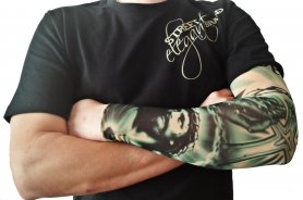 Tattoo sleeves - Jesus Prayer