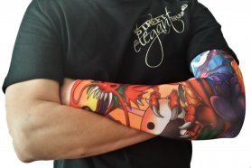 Tattoo sleeves - Jing Jang