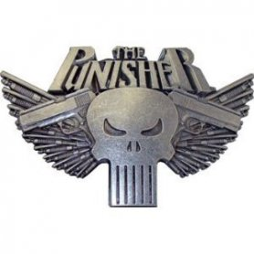 Belt clip - Punisher