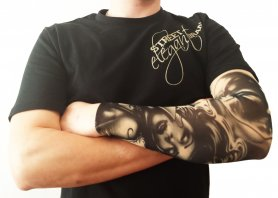 Tattoo sleeves - Mexican Pride