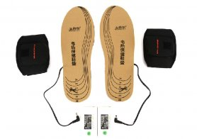 Electric heating insoles 3800mAh