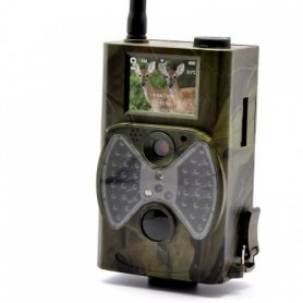 Trail camera superior with motion detection