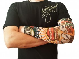 Tattoo sleeves - X Ride