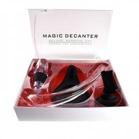 Magic wine decanter - a luxury aerator