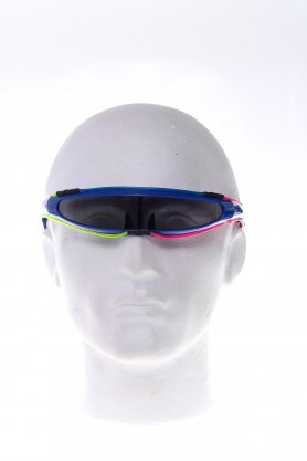 Tron disco glasses - Sound sensitive