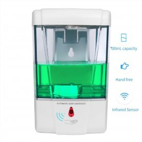 Distributeur de savon automatique sur le mur 600ml
