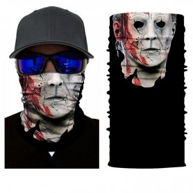 HALLOWEEN - M. MYERS - bandana multifonctionnel (couvre-chef)