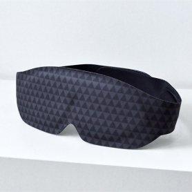 Sleep mask with graphene film with heating