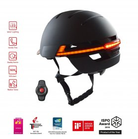 Kask rowerowy Intelligent - Livall BH51M