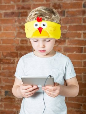 Kinder Kopfhörer - Küken