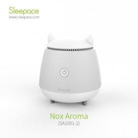 Stolová noční lampa - NOX Aroma s Bluetooth a aromatizérom