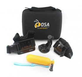 Case of accessories for sports cameras - OSA PACK Lite