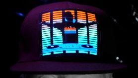 ライトアップキャップ - DJ Equalizer
