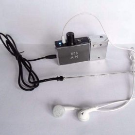 Eavesdropping devices - spy bug for listening + sound amplification 20000x + Recorder