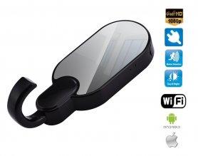 Le cintre avec caméra FULL HD + détection de mouvement + support WiFi